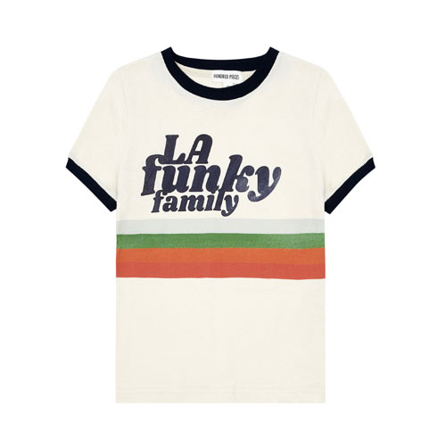 T-Shirt La Funky Family Mastic