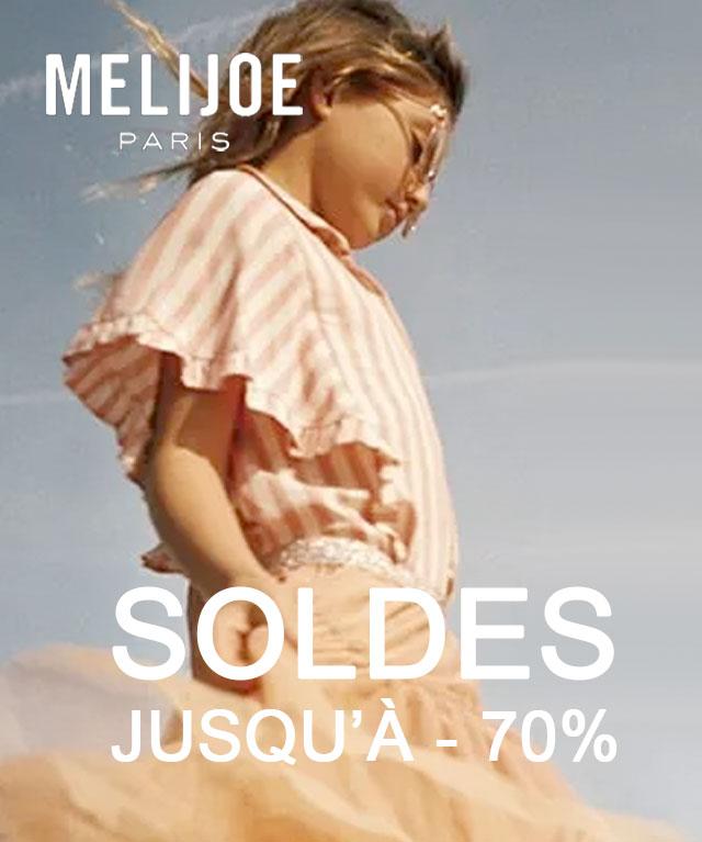 Soldes Melijoe