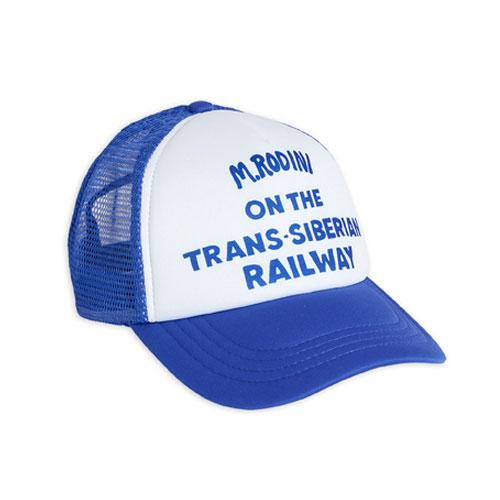 Casquette Trucker bleu