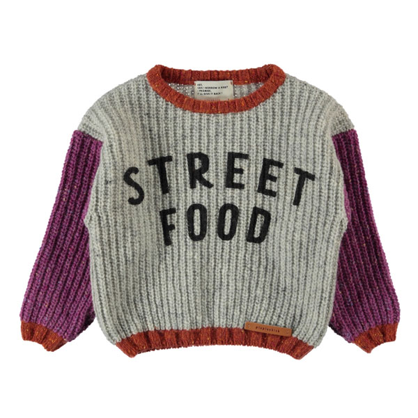Pull Street Food Gris