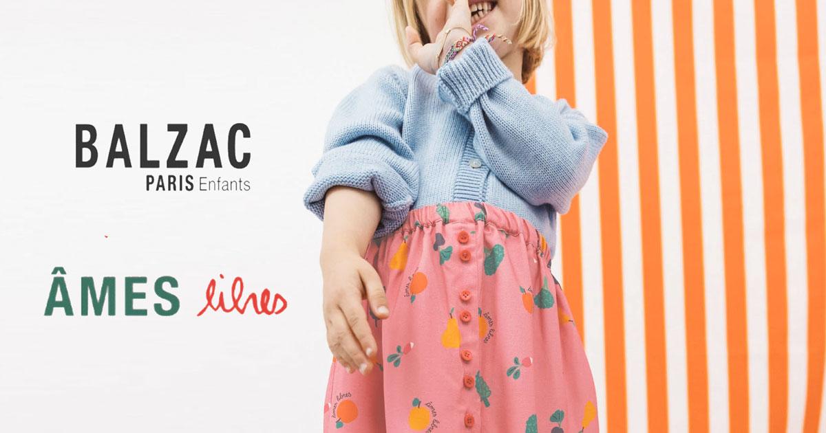 Balzac Paris enfant