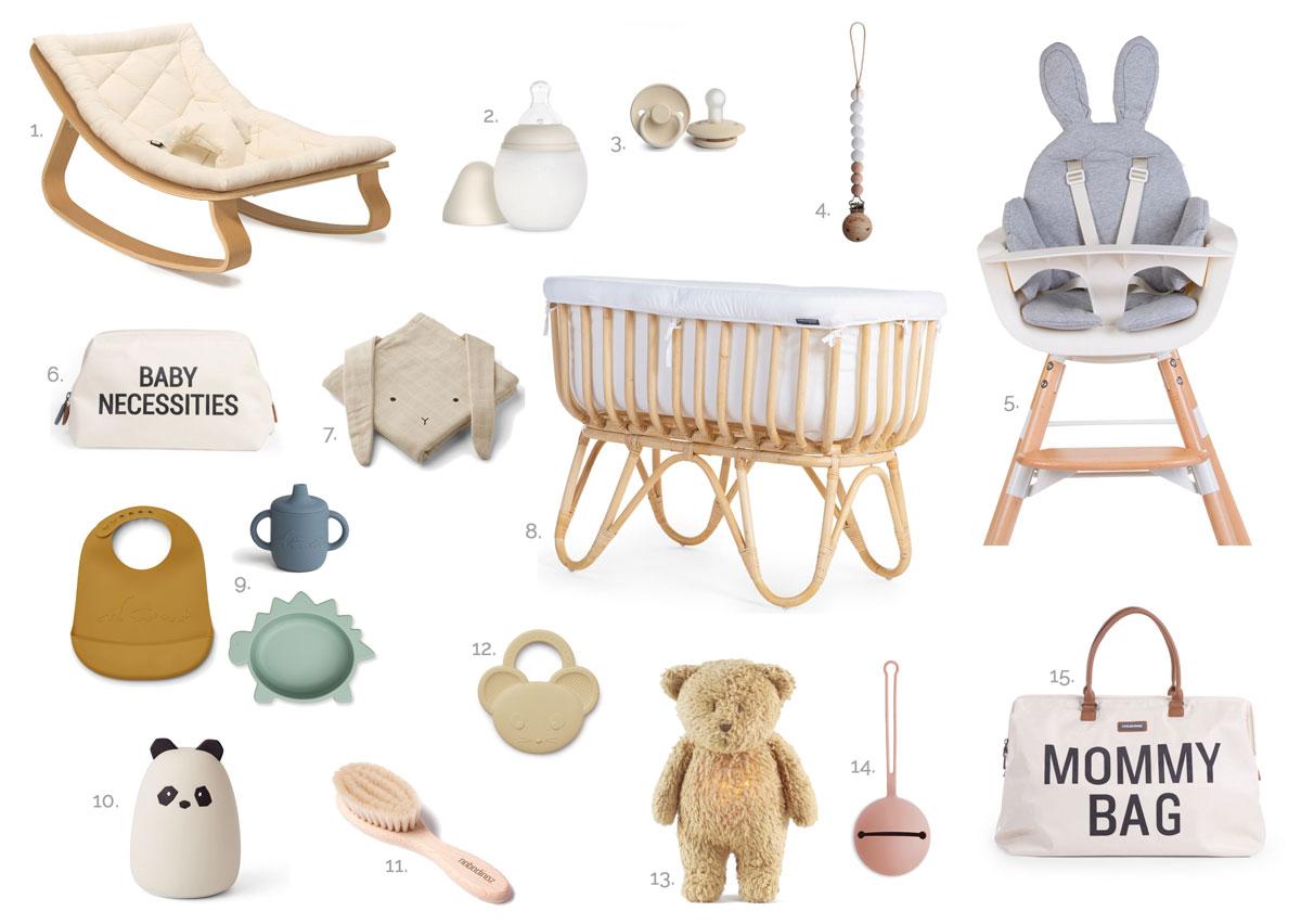 La liste de cadeaux ChoO Family Store