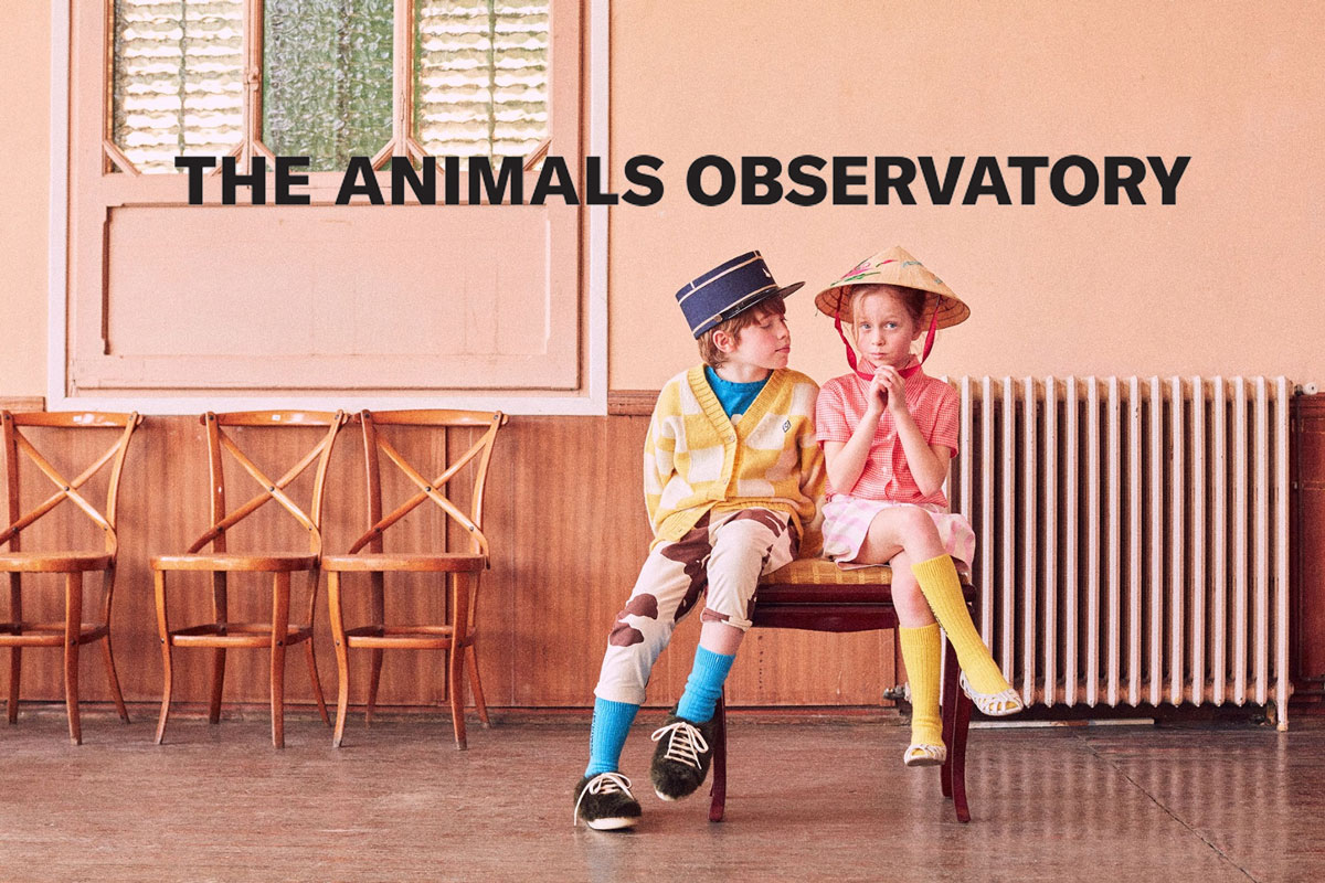 The Animals Observatory collection Automne - Hiver 2021 - 2022