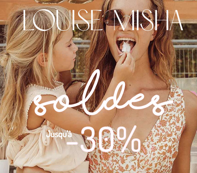Soldes Louise Misha